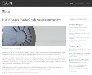 Hur vi lurade (nästan) hela Apple communityn